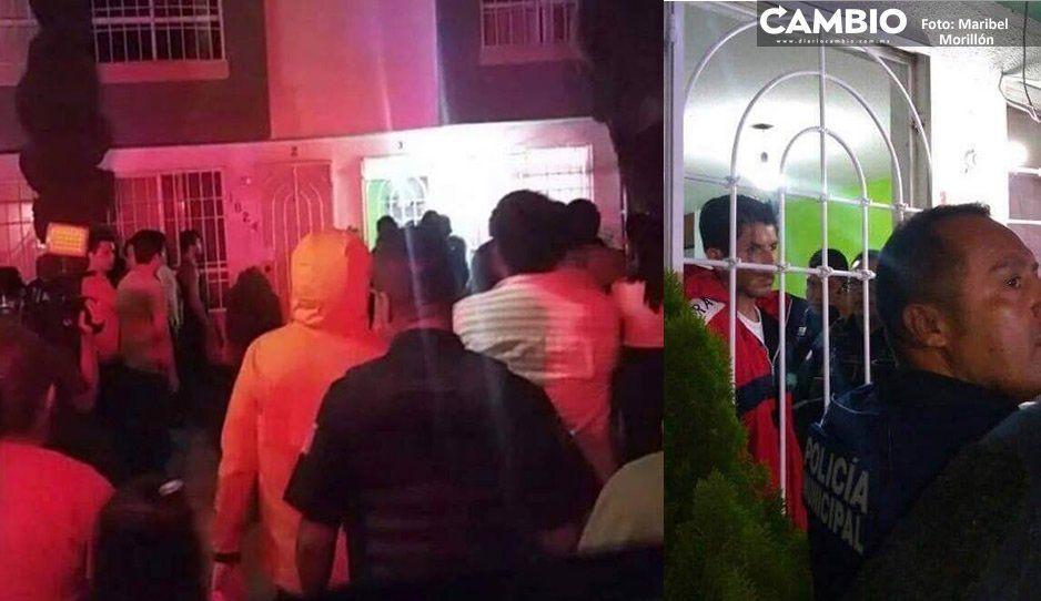 Vecinos de Los Héroes identifican a presunto asaltante y amagaron con lincharlo (VIDEO)
