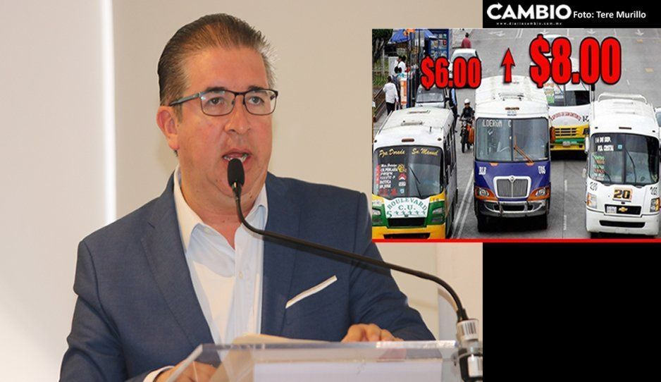 PAN presenta punto de acuerdo para que no se aumente la tarifa al transporte público