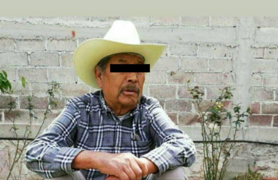 Localizan sin vida a don Tomás en San Francisco Acatepec