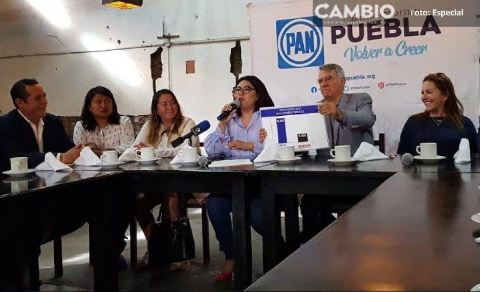 """PAN va por la cabeza de Karina Pérez por """"inepta"""""""