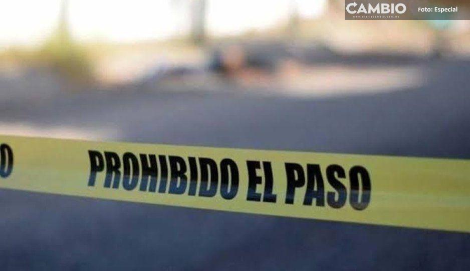 Hallan cadáver en la 104 Poniente en la colonia Ampliación México 83