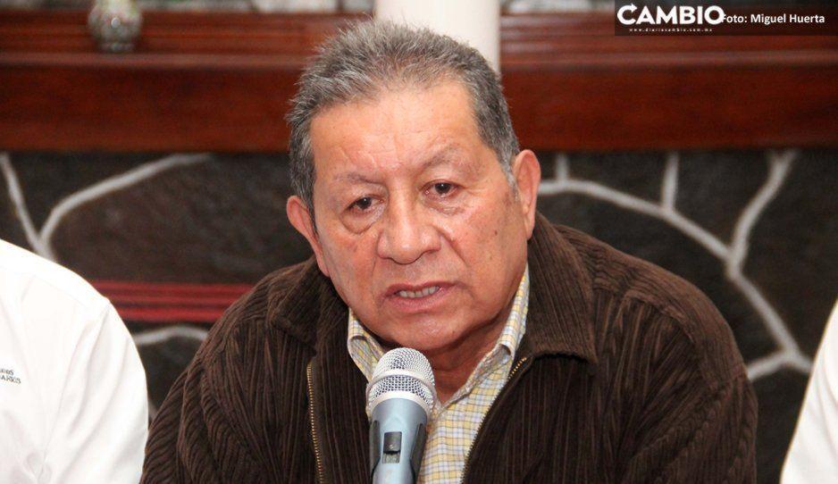 Líder comerciante Carlos Talavera será juzgado por robo y lesiones