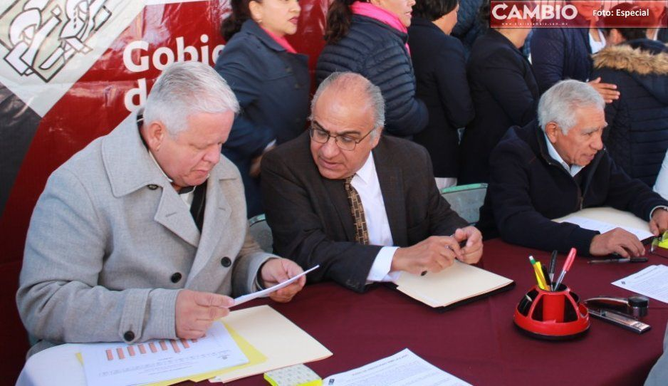 Alcalde de Teziutlán destaca los logros en salud y seguridad