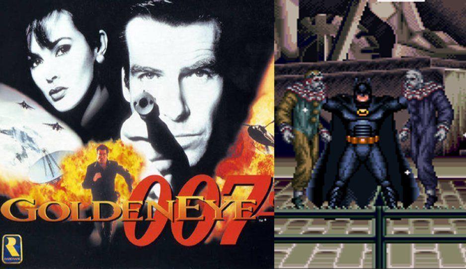 VIDEO: Estos son los 5 mejores videojuegos basados en películas