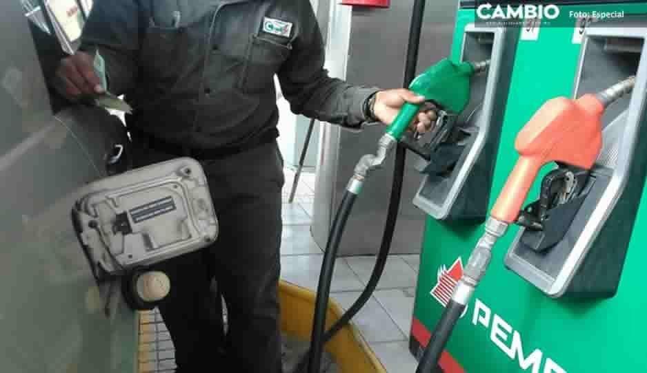 Garantizado, abasto de combustible en Puebla: Onexpo