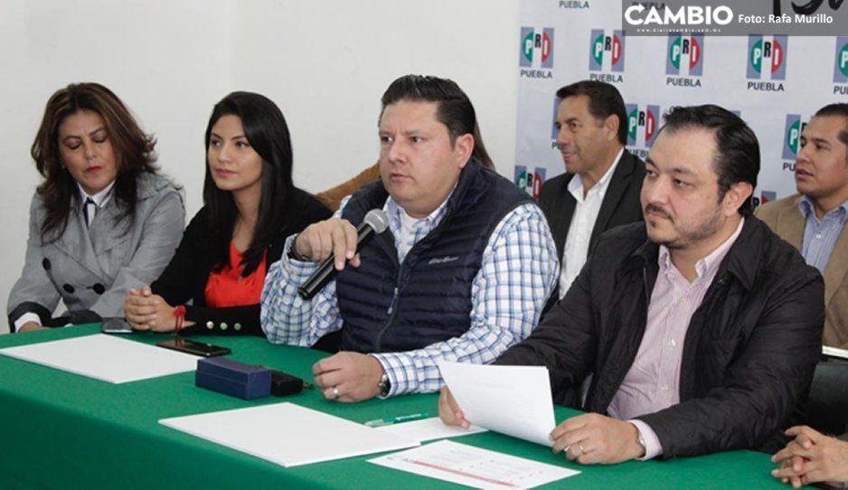 PRI revira a Biestro: Morena es quien debe analizara a sus alcaldes que no proporcionan gobernabilidad