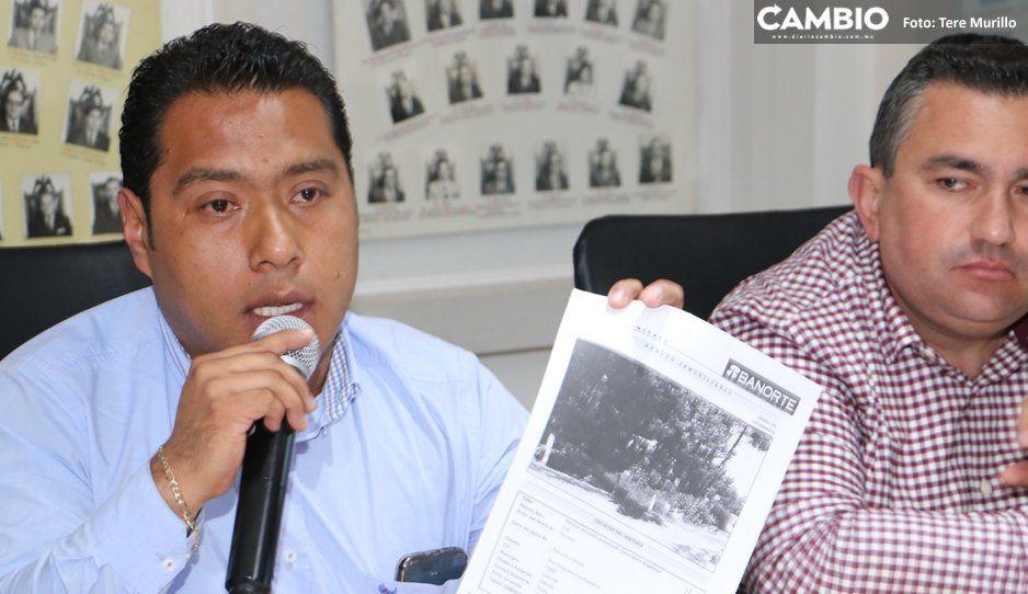 Teziutlán hereda deuda de más de 26  millones de pesos por renta de maquinaria
