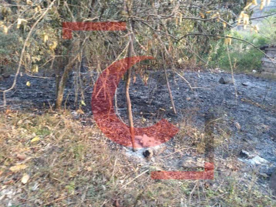 Muere calcinado hombre de la tercera edad en Venustiano Carranza por la quema de la temporada