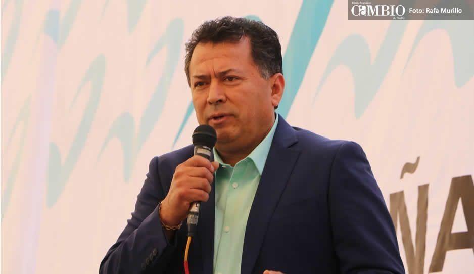Apoyaremos a Barbosa por medio de una coalición de facto: Emilio Salgado