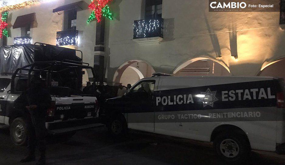 Trasladan a reos de alta peligrosidad de Huejotzingo a diferentes penales del estado de Puebla