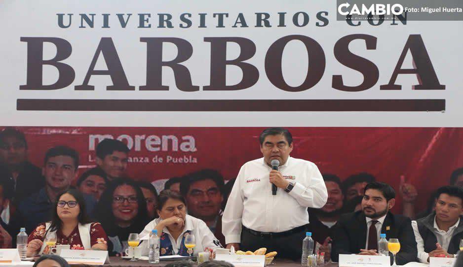 Barbosa rechaza que haya influido para ejecutar orden de aprehensión vs Marín