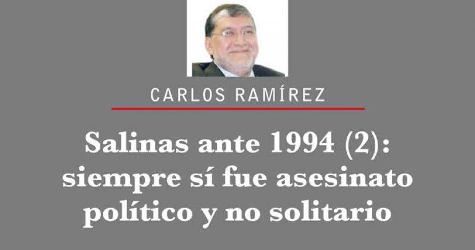 Salinas ante 1994 (3): Córdoba puso presidente, Salinas no pudo