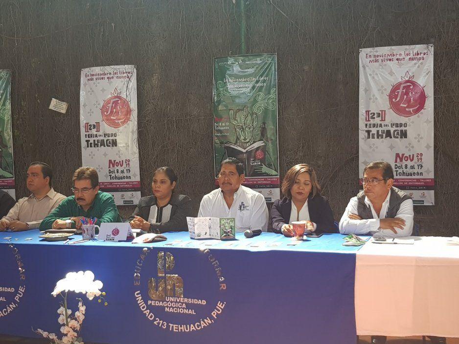 Anuncian edición 23 de la Feria del Libro, rechazaron las embajadas Española y Argentina participar