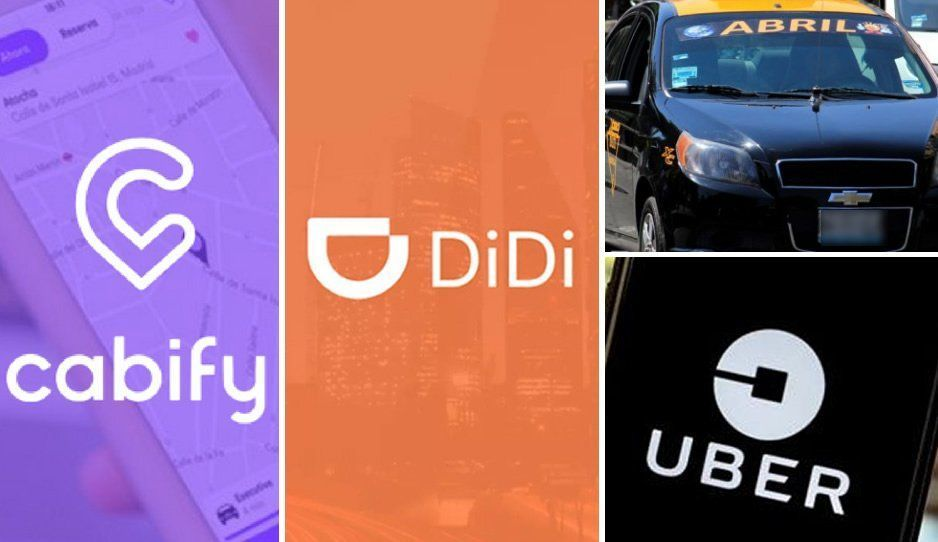 Reforma a la Ley de Transporte buscará que taxistas puedan competir con Uber, Didi y Cabify