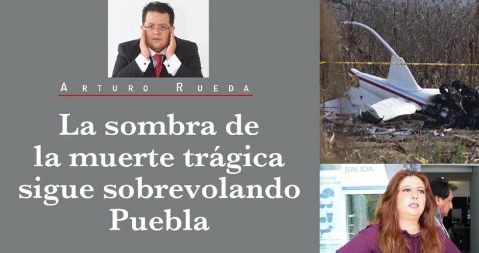 La sombra de la muerte trágica sigue sobrevolando Puebla