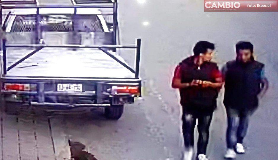 ¡El colmo! Roban camioneta frente a policías en General Felipe Ángeles