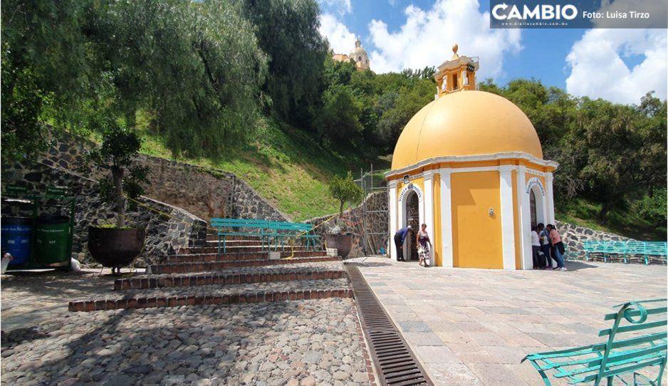 Ni la iglesia se salva de la inseguridad en San Andrés: ratas roban limosnas y lámparas en Pozo de los Deseos