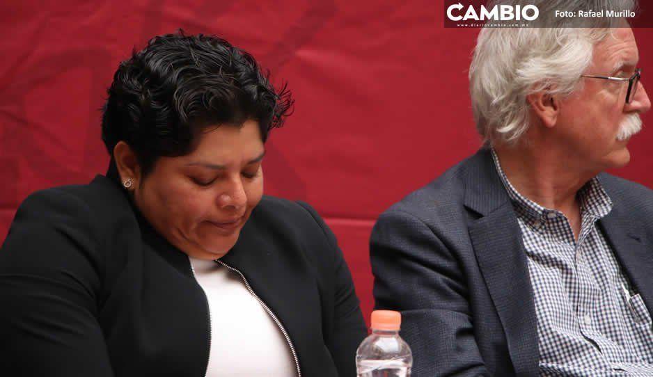 Karina Pérez se replantea reelección  tras rotundo fracaso como alcaldesa