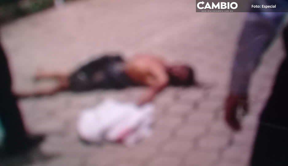 De un machetazo en la cara asesinan a hombre en Tlaola