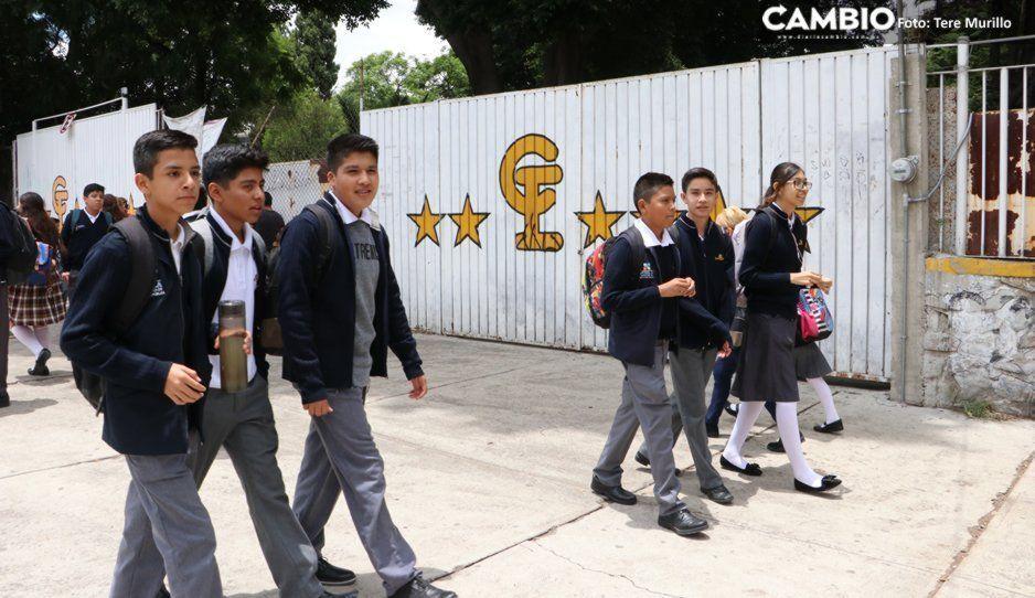 Alumnos del CENHCH pagarán cuota de 2 mil pesos y 3 mil 710 los del CENDI