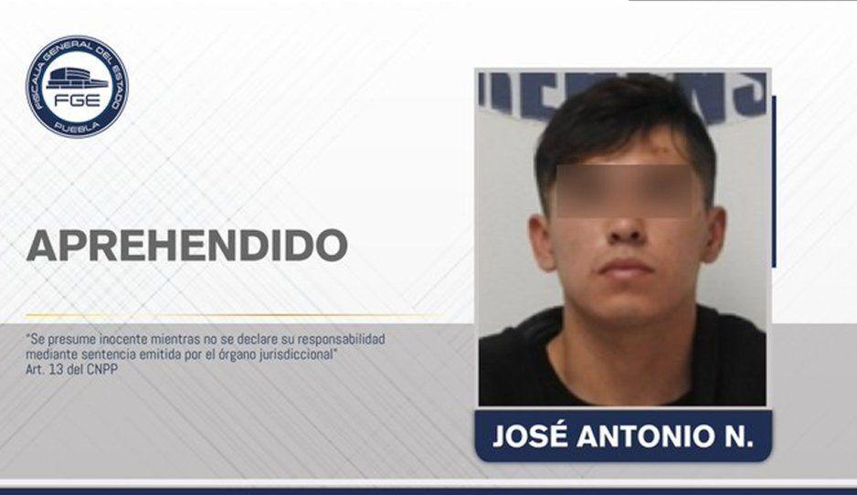 Depravado de Amozoc viola a su primo de 13 años y le contagia enfermedad de transmisión sexual
