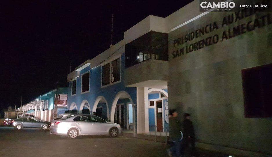 Regresa la calma a San Lorenzo Almecatla tras intento de linchamiento del edil