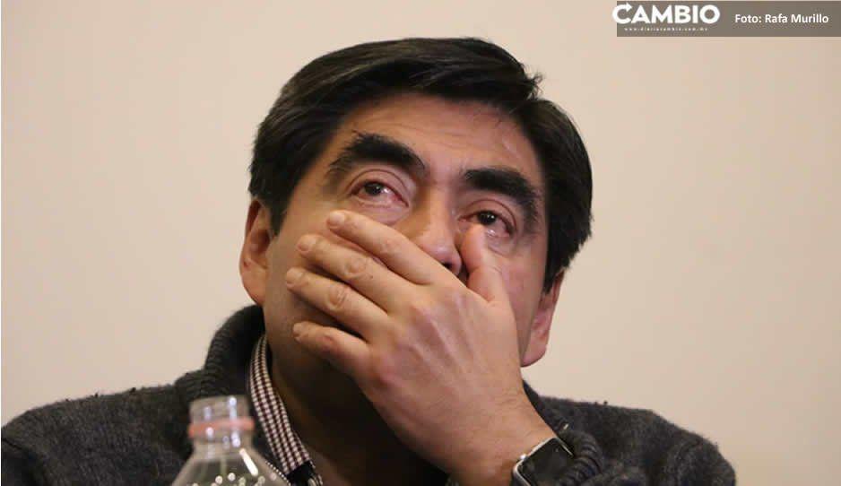 Barbosa niega acuerdo de Sánchez Cordero para que el interino sea del PAN y arremete contra Almeida
