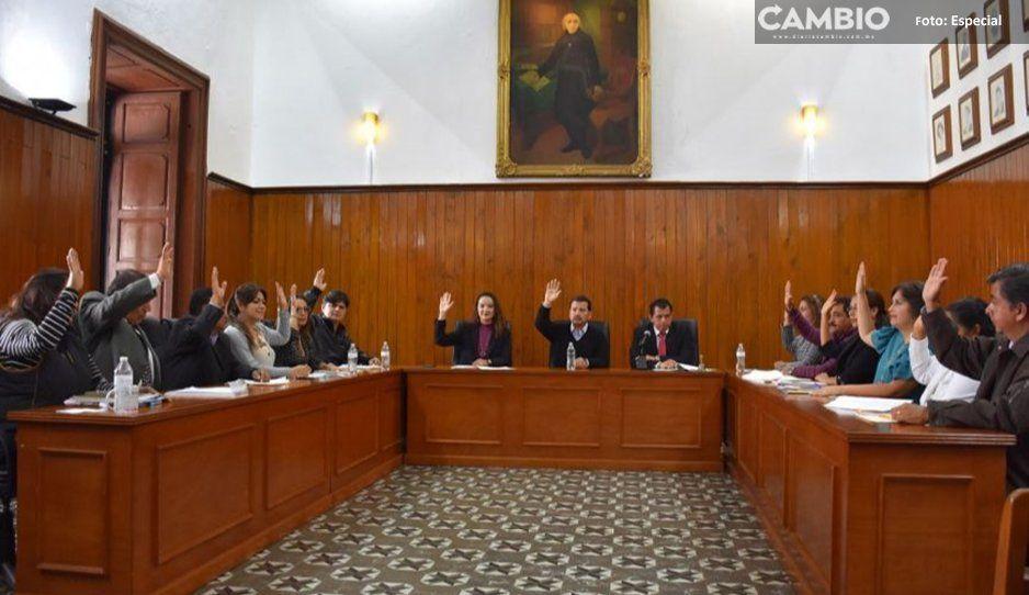 Aprueba el Cabildo de San Pedro Cholula estímulos fiscales en pago de predial 2020