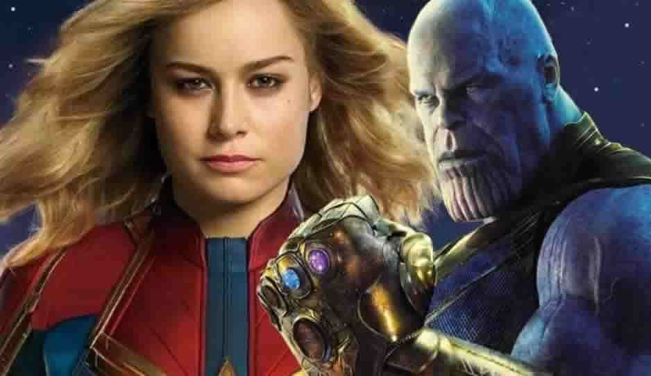 Nuevo avance de Avengers: Endgame revela misterio entre Thanos y Captain Marvel ( VIDEO)