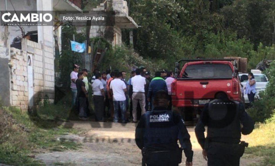 Taxista reporta robo y desmantelan casa de seguridad en Atlixco