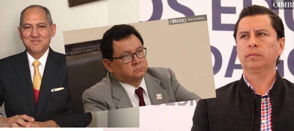 ¡Ya sólo falta Chespirito! Suman 31 aspirantes de los 44 interesados a la gubernatura interina (LISTA)