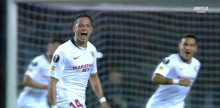 Gooolazo del Chicharito y de TIRO LIBRE.... (VIDEO)