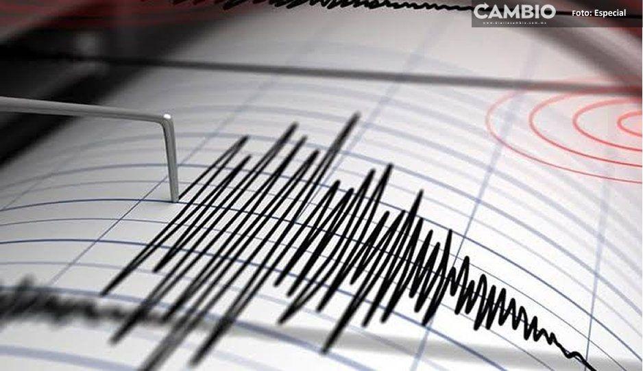 ¡Septiembre maldito! Se registran temblores en Puebla