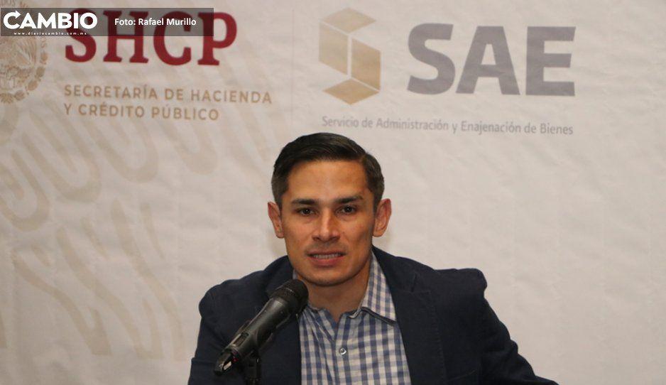 Subastas de AMLO en Puebla: se pujarán 390 millones en bienes muebles e inmuebles
