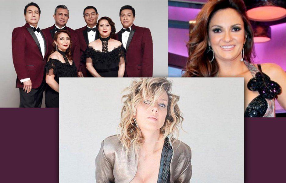 Fey, Mariana Seoane, Los Ángeles Azules y hasta la Sonora Dinamita estarán en La Feria de Puebla 2019