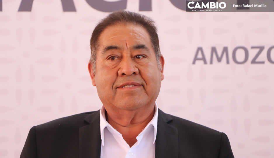 Alcalde de Amozoc promete a IMSS predio para construcción de hospital