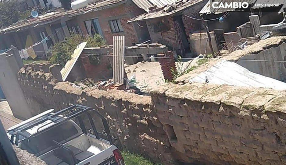 Asalto a gasolinera desata persecución en comunidad de Huejotzingo