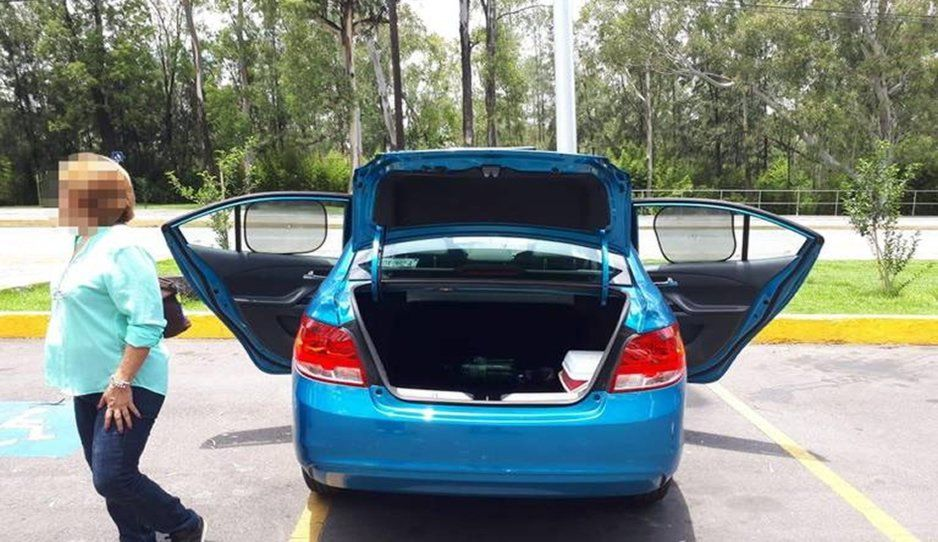 Delincuencia ataca a turistas: roban maleta a familia veracruzana en Los Fuertes