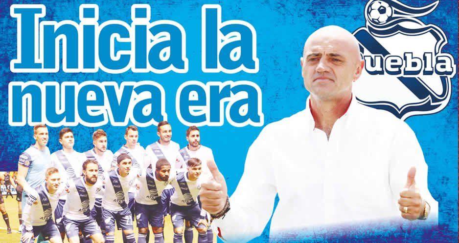 Comienza la nueva era de El Chelís en el Club Puebla