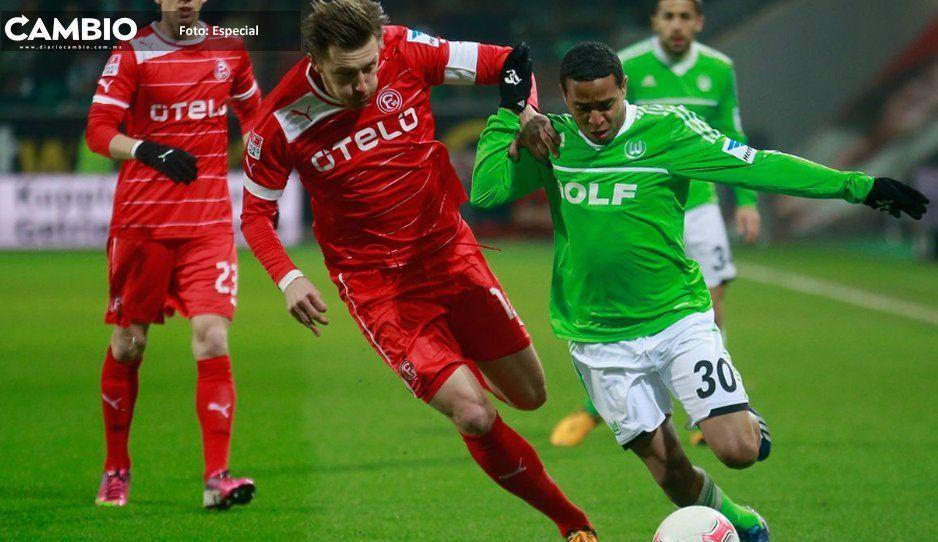 Yohandry Orozco jugará en el fútbol mexicano