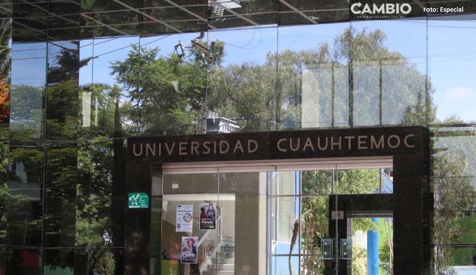 Universidad Cuauhtémoc apaga el fuego y evita la pena de ser embargada por el SAT
