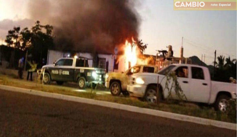 Ejecutan a El Caballo, sicario que incendió casa con niños, miembro del CJNG