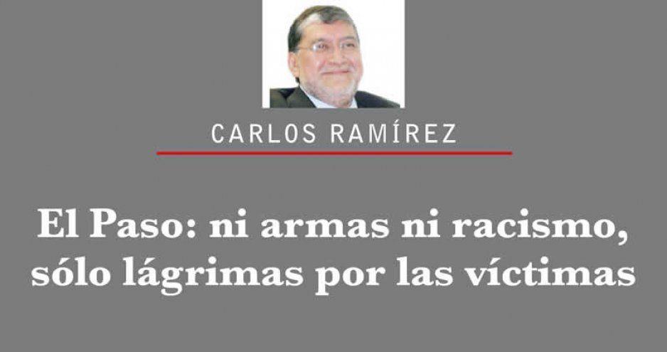 El Paso: ni armas ni racismo, sólo lágrimas por las víctimas