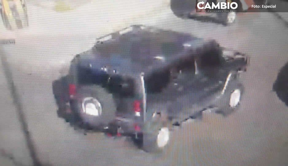 Célula del CJNG, probable responsable del asesinato de levantada en Huexotitla