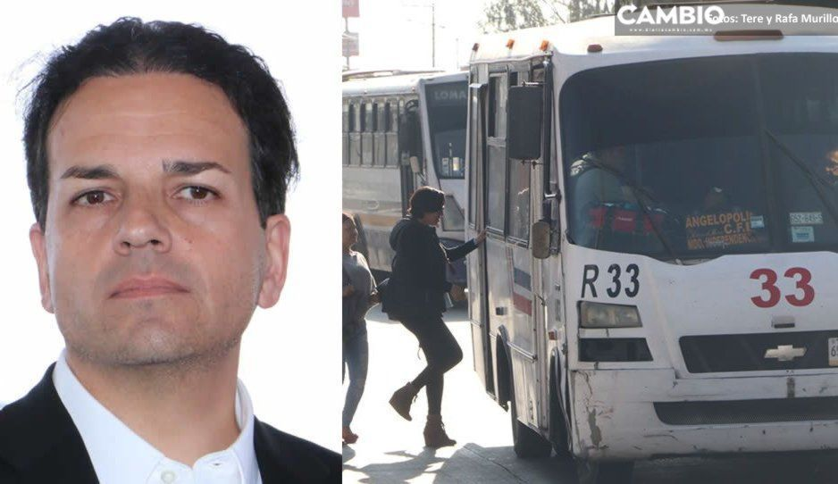 Durante gobierno de Pacheco se mantendrá el costo del pasaje: SIMT
