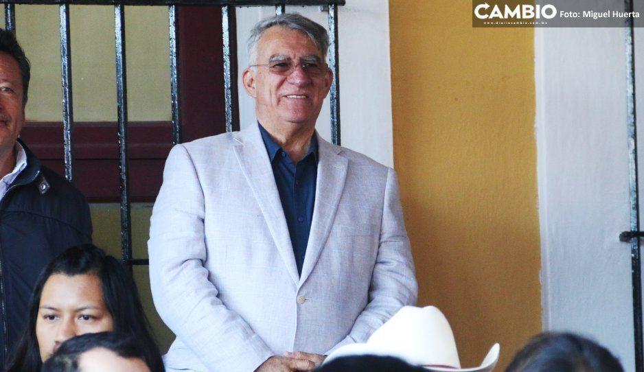Fraile acude a Jornada Ciudadana; pide que se cumpla antigua resolución de la SCJN