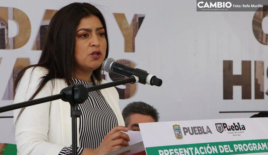 Ayuntamiento ha presentado 40 denuncias contra ambulantes por agredir a personal: Claudia Rivera