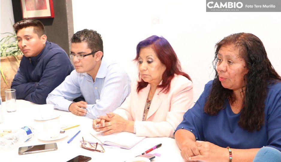 Acusan a Claudia, Abdala y a Carvajal de intentar amañar las elecciones de Morena del distrito 6