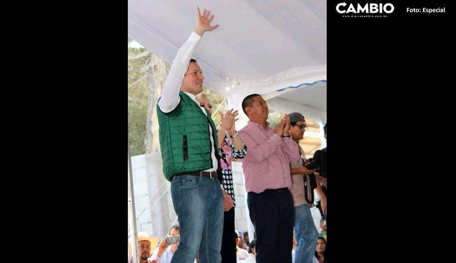 Llegamos al final de la campaña confiados de que Barbosa será gobernador: Kuri