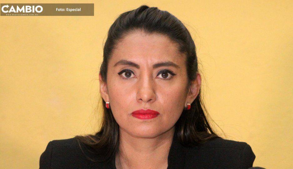 Alcaldesa de Huejotzingo comparece en Casa de Justica de Texmelucan